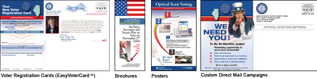 Peie Voter Card Products